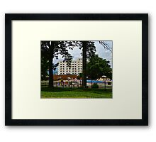 Hudson Valley Resort and Spa Framed Print