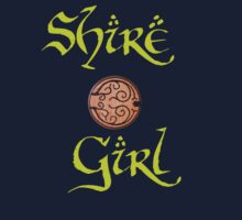 Shire Girl by Andesharnais