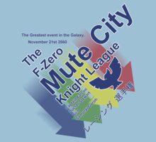 Mute City Kids Tee