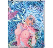 Original Acrylic Painting (Artemis Ataraxia) iPad Case/Skin