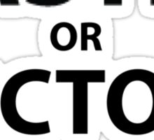 The Difference between Vector and Rastered Sticker