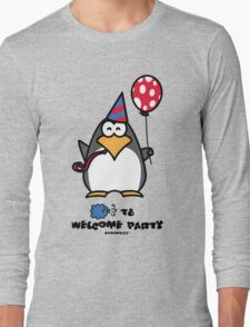Typhoon T8 Welcome Party - Hong Kong Long Sleeve T-Shirt