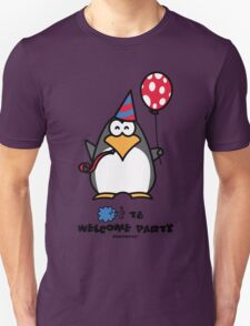 Typhoon T8 Welcome Party - Hong Kong Unisex T-Shirt