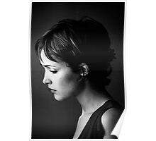 Rose Byrne - lovely serious - 2000 Poster