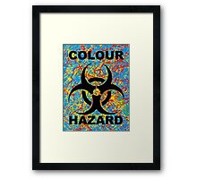 Colourhazard Framed Print