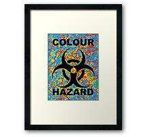 Colourhazard Framed Print