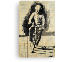 albert Canvas Print