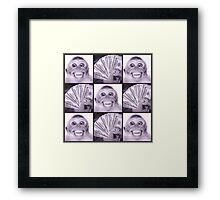 caring for you Framed Print