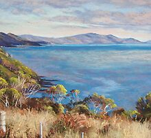'Towards Rocky Cape' -  (Wynyard, Tasmania) by Lynda Robinson