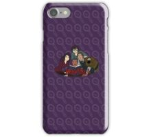 Scooby-Doo Hannibal iPhone Case/Skin