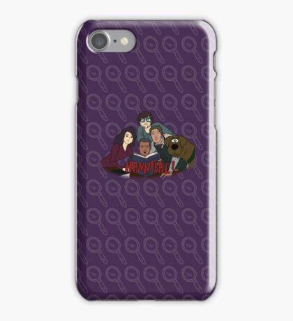 Scooby-Doo Hannibal iPhone Case/Skin