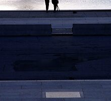 Photographers In Washington by Cora Wandel