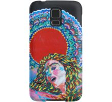 Original Acrylic Painting (A Dance For Sahasrara) Samsung Galaxy Case/Skin