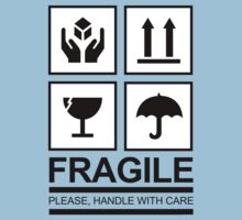 FRAGILE! Kids Tee