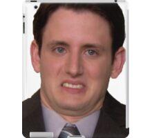 gabe aka my tall stringbean friend iPad Case/Skin