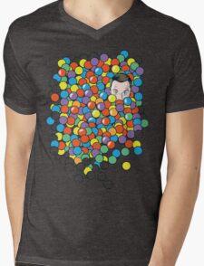 Bazinga Pit Mens V-Neck T-Shirt