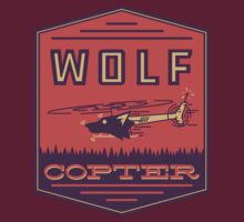 Wolf Copter by Colin Denney
