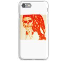 Silent Scream iPhone Case/Skin