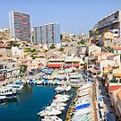 Vallon des Auffes, Marseilles, France by gianliguori