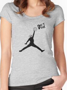 Daft Dunk Women's Fitted Scoop T-Shirt