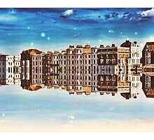 Seaside Reflection Photographic Print