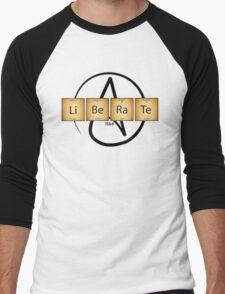 Liberate Men's Baseball ¾ T-Shirt