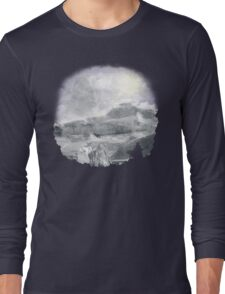 Winter in The Wall Long Sleeve T-Shirt