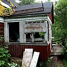 "Kruunuvuori ""Ghost Town"" by homesick"