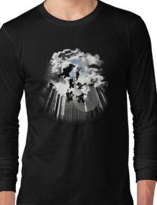 Heroe's Assemble! Long Sleeve T-Shirt