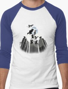 Heroe's Assemble! Men's Baseball ¾ T-Shirt