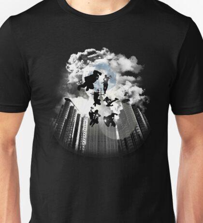 Heroe's Assemble! Unisex T-Shirt