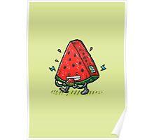 Watermelon Bot Poster