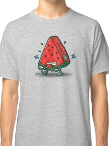 Watermelon Bot Classic T-Shirt