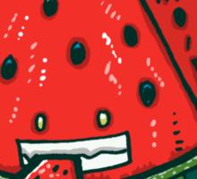 Watermelon Bot Sticker