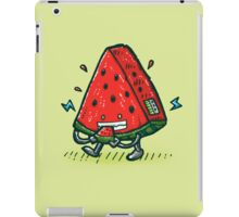 Watermelon Bot iPad Case/Skin