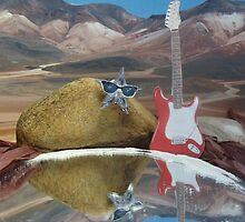Rock star by Caroline  Peacock