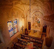 Chapel. Quinta da Regaleira. Capela by terezadelpilar~ art & architecture