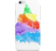 Rainbow Christmas Tree iPhone Case/Skin