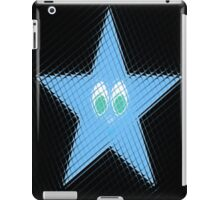 light Blue Star iPad Case/Skin