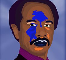 George Jefferson - Pop Art by ibadishi