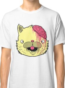 brains cat Classic T-Shirt