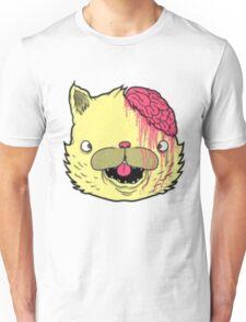 brains cat Unisex T-Shirt