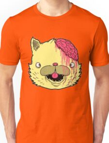 brains cat Unisex T-Shirt