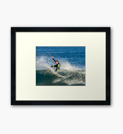 Mastery Framed Print