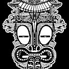 MASCARA - tribal 5 by Dimitri Andrei M O