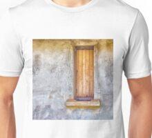 The shuttered window Unisex T-Shirt
