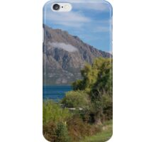 On the Road to Queenstown iPhone Case/Skin