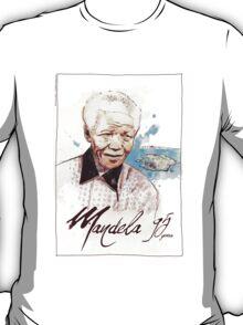 Happy Birthday Mandela T-Shirt