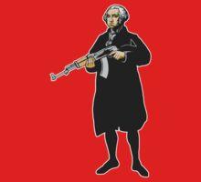 George Washington by LibertyManiacs