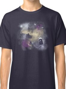 Trough Time and Space Classic T-Shirt